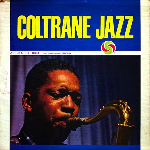 JOHN COLTRANE - Coltrane Jazz cover