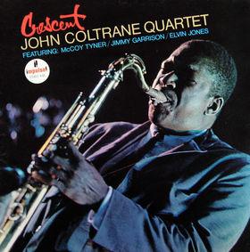 JOHN COLTRANE - Crescent cover