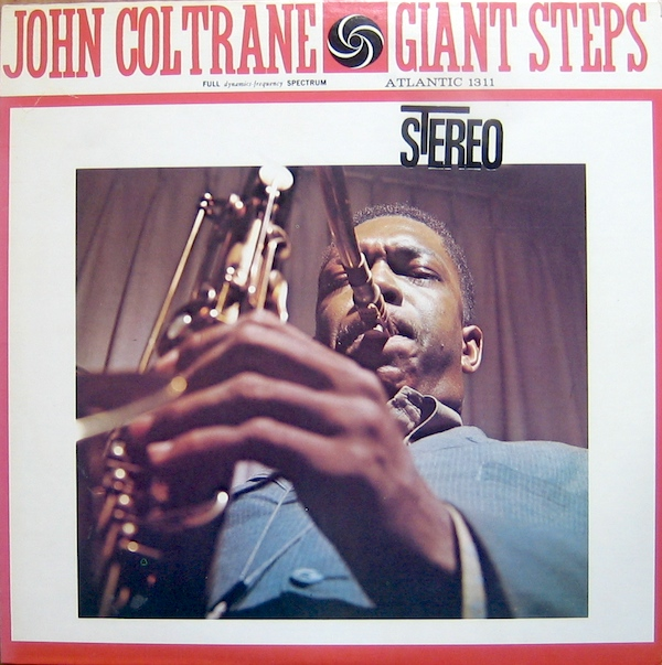 JOHN COLTRANE - Giant Steps cover