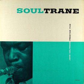 JOHN COLTRANE - Soultrane cover