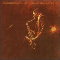 JOHN COLTRANE - The Other Village Vanguard Tapes cover