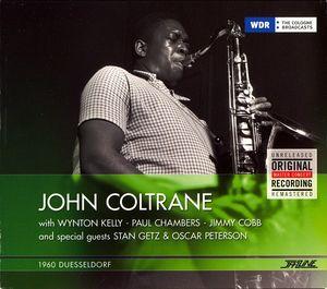 JOHN COLTRANE - WDR Master Concerts: 28.03.1960 Düsseldorf cover
