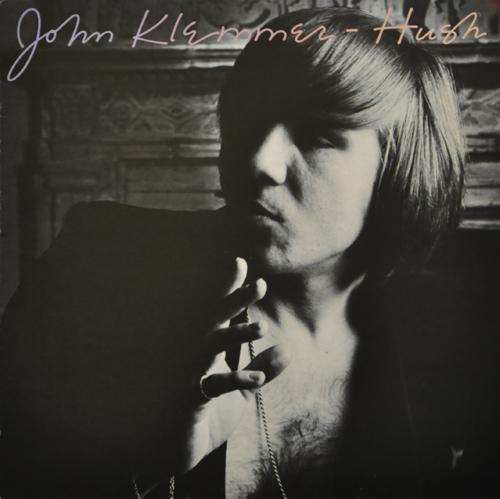 JOHN KLEMMER - Hush cover