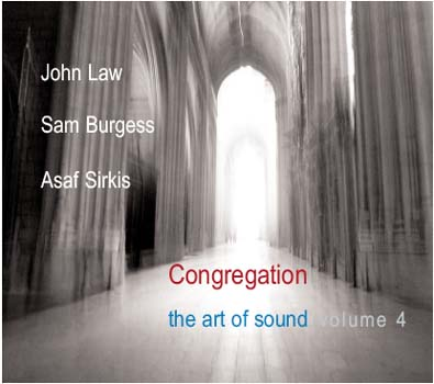 JOHN LAW (PIANO) - Congregation; The Art Of Sound - Volume 4 cover