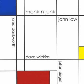 JOHN LAW (PIANO) - Monk N Junk cover