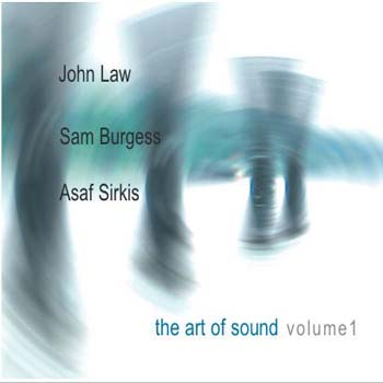 JOHN LAW (PIANO) - The Art Of Sound - Volume 1 cover