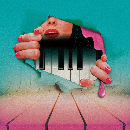 JOHN MEDESKI - John Medeski, Pat Sansone, Robby Grant, Jonathan Kirkscey : Mellotron Variations cover