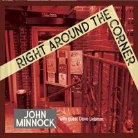 JOHN MINNOCK - Right Around the Corner cover