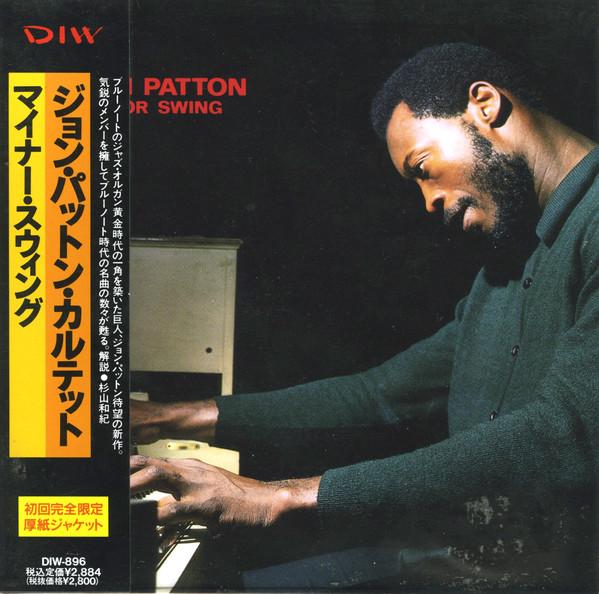 JOHN PATTON - Minor Swing cover