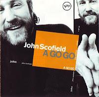 JOHN SCOFIELD - A Go Go cover