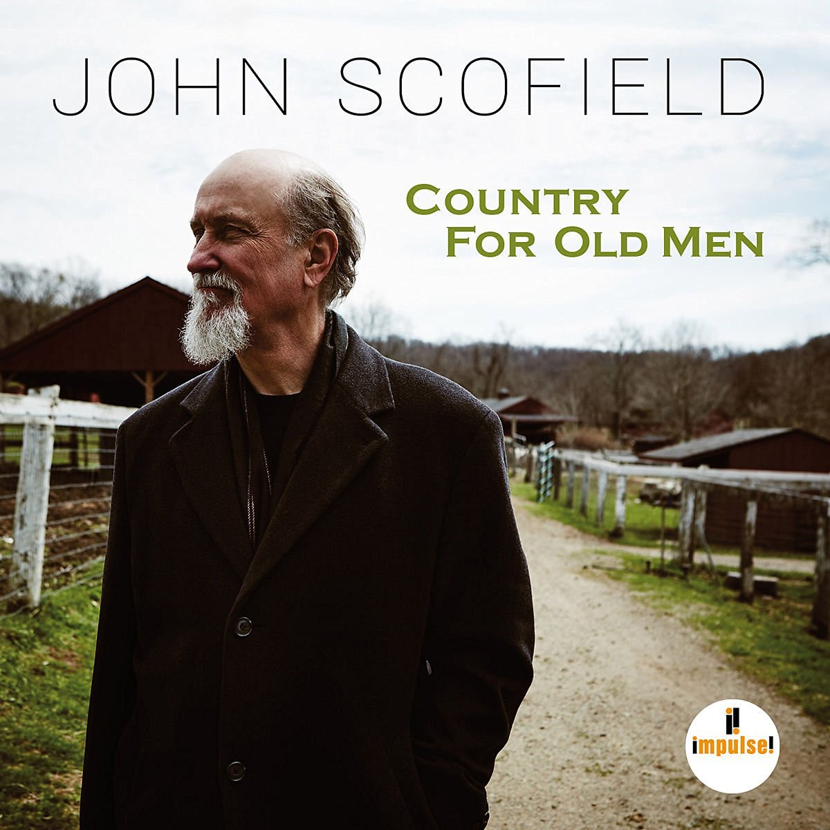 JOHN SCOFIELD - Country For Old Men cover