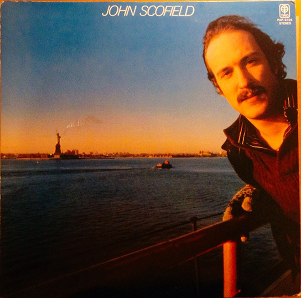 JOHN SCOFIELD - John Scofield (aka East Meets West) cover