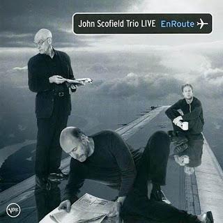 JOHN SCOFIELD - EnRoute: John Scofield Trio Live cover