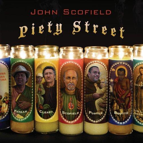 JOHN SCOFIELD - Piety Street cover