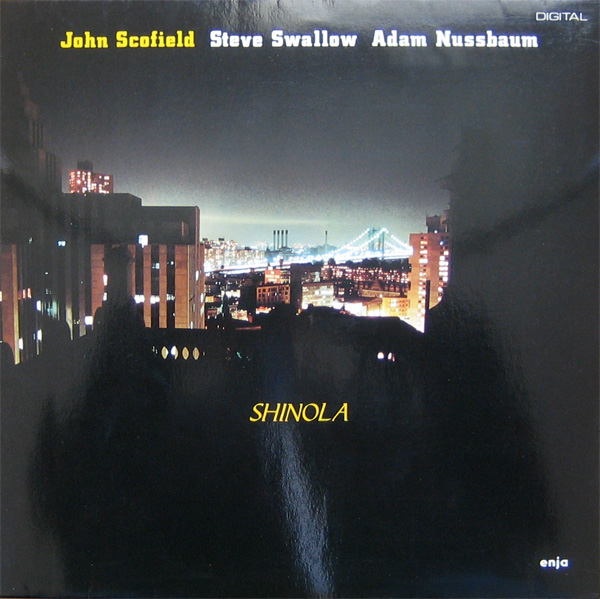 JOHN SCOFIELD - Shinola cover