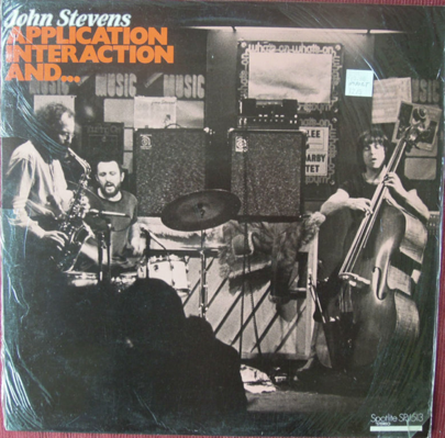 JOHN STEVENS - Application Interaction And... cover