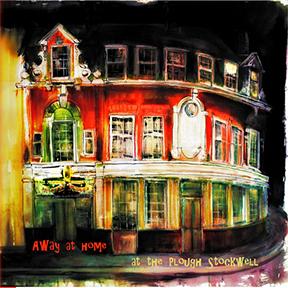 JOHN STEVENS - Away at Home cover