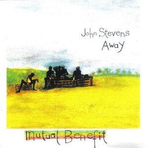 JOHN STEVENS - Mutual Benefit cover
