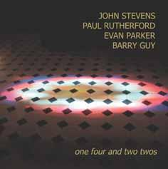 JOHN STEVENS - One Four And Two Twos cover