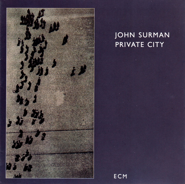 JOHN SURMAN - Private City cover