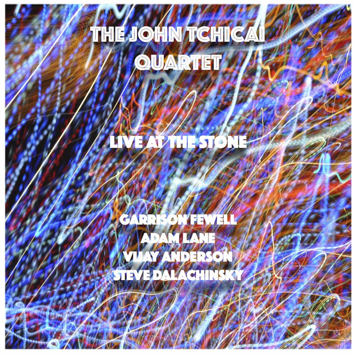 JOHN TCHICAI - John Tchicai Quartet : Live at the Stone cover