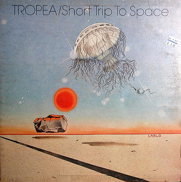JOHN TROPEA - Short Trip To Space cover