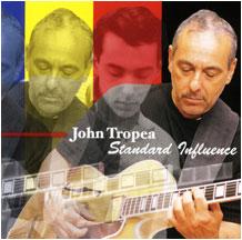 JOHN TROPEA - Standard Influence cover