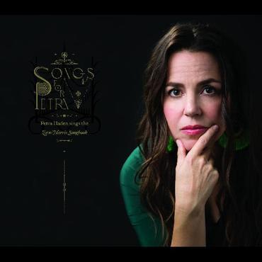 JOHN ZORN - John Zorn and Jesse Harris : Songs For Petra cover
