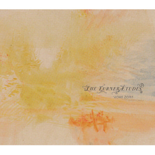 JOHN ZORN - The Turner Études cover