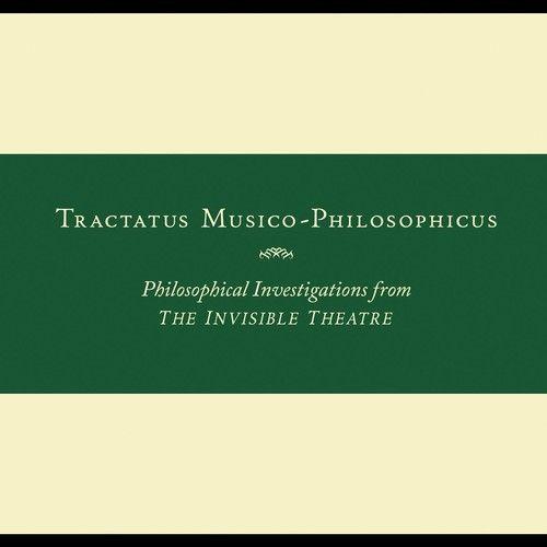 JOHN ZORN - Tractatus Musico - Philosophicus cover