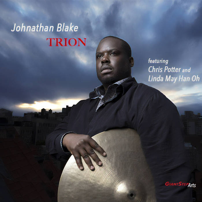 JOHNATHAN BLAKE - Trion cover