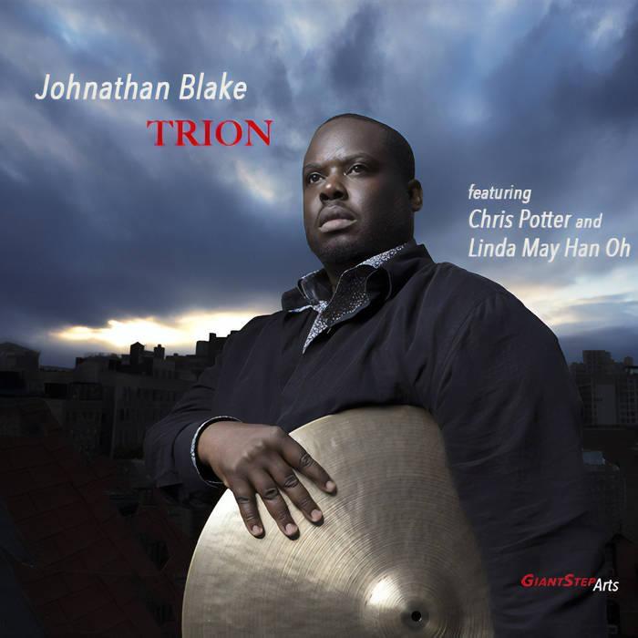 JOHNATHAN BLAKE - Trion cover