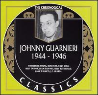 JOHNNY GUARNIERI - The Chronological Classics: Johnny Guarnieri 1944-1946 cover