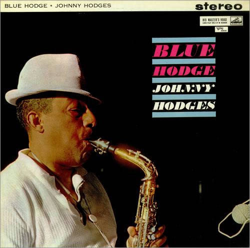 JOHNNY HODGES - Blue Hodge cover