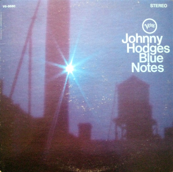 JOHNNY HODGES - Blue Notes cover
