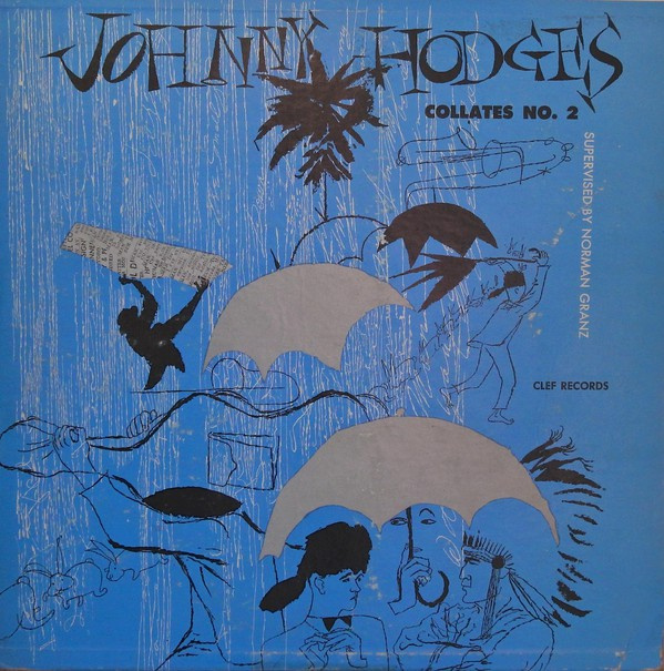 JOHNNY HODGES - Collates No. 2 (aka Collates) cover