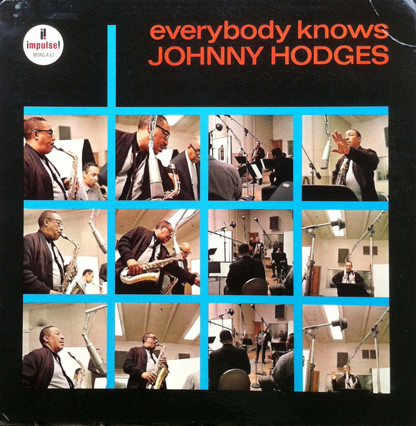 JOHNNY HODGES - Everybody knows Johnny Hodges cover