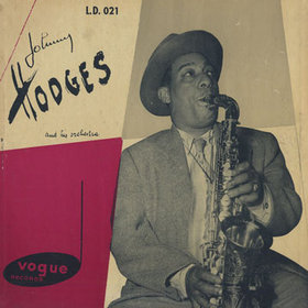 JOHNNY HODGES - Johnny Hodges and His Orchestra cover