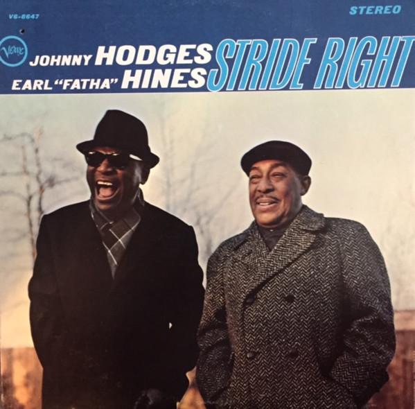 JOHNNY HODGES - Johnny Hodges, Earl