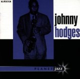 JOHNNY HODGES - Planet Jazz cover
