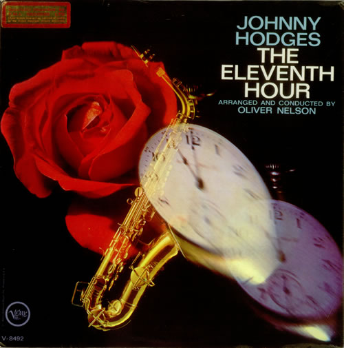 JOHNNY HODGES - The Eleventh Hour cover