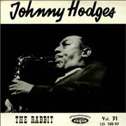 JOHNNY HODGES - The Rabbit (aka A Memory Of Johnny Hodges aka Johnny Hodges Vol.2) cover