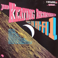 JOHNNY KEATING - Hits In Hi-Fi 1 cover