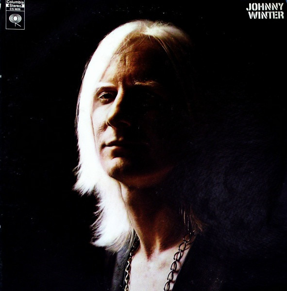 JOHNNY WINTER - Johnny Winter (aka The First Album) cover