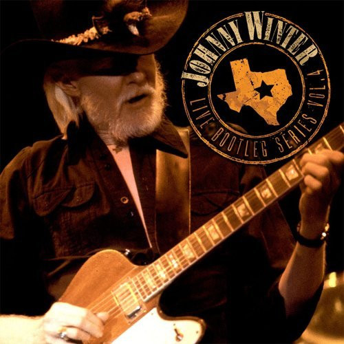 JOHNNY WINTER - Live Bootleg Series Vol. 4 cover