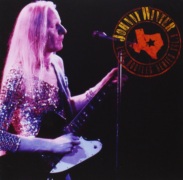 JOHNNY WINTER - Live Bootleg Series Vol. 9 cover