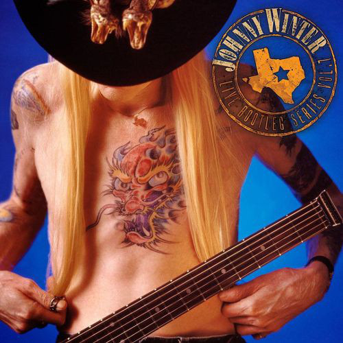 JOHNNY WINTER - Live Bootleg Series Vol.7 cover