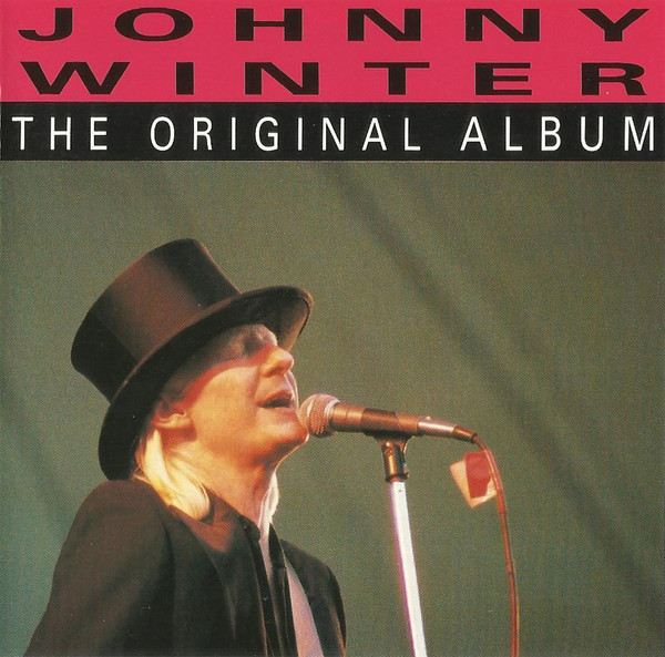 JOHNNY WINTER - The Original Album cover