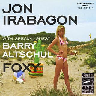JON IRABAGON - Foxy cover