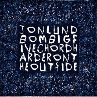 JON LUNDBOM - Jon Lundbom & Big Five Chord : Harder On The Outside cover